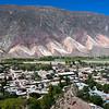 The Artist Palette near Maimara, North Argentina