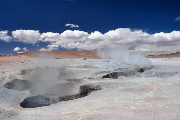 Geysers Sol Manana, Sur Lipez, South Bolivia