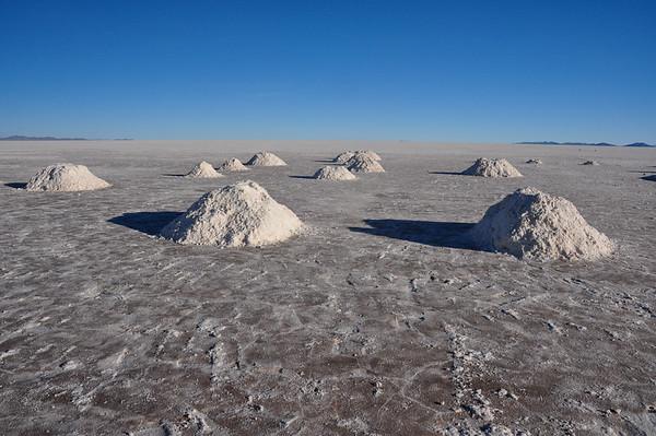 Wonderful Salar de Uyuni, Bolivia