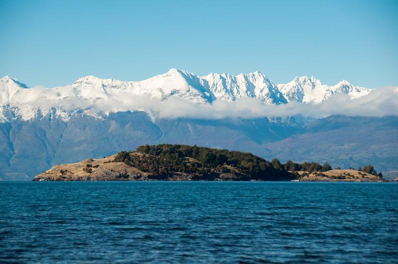 Lago General Carrera, Carretera Austral, HIghway 7, Chile