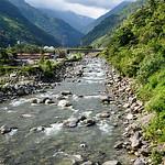 Banos de Santa Agua, Ecuador