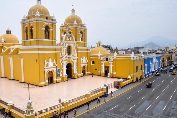 Plaza de Armas, Trujillo, Peru