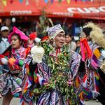 Carnaval de Ampay y Cuyo Chico, Pisac, Peru.