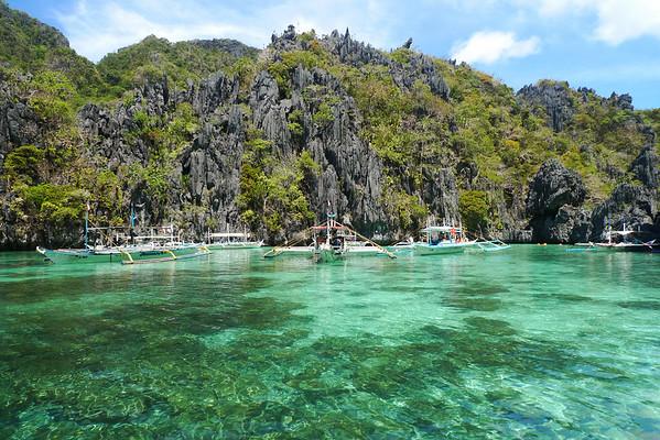 El Nido's gorgeous landscapes, El Nido, Philippines