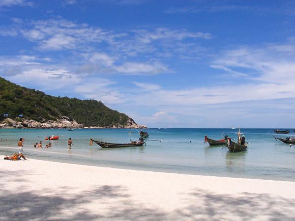Koh Phangan beach, Thailand