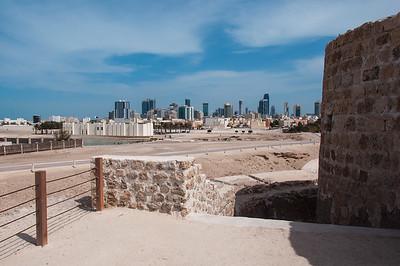 Qal'At Al Bahrain Fort, Island of Bahrain
