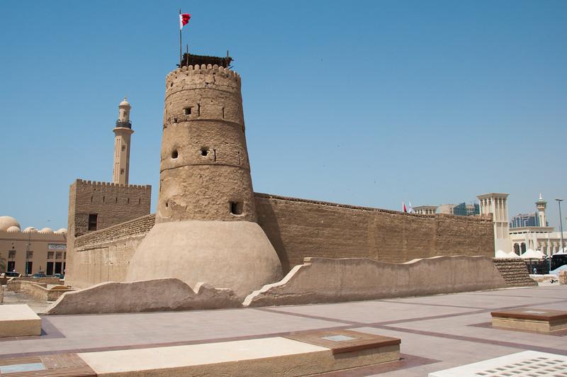 Dubai's museum, UAE