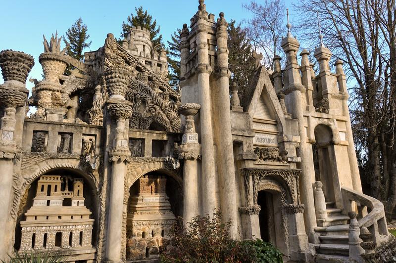 Palais Idéal du Facteur Cheval, France