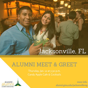 Alumni Meet & Greet - Jan. 2017