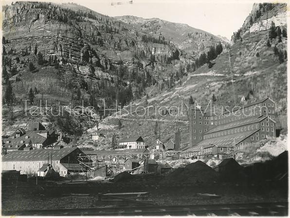 1995-66-19: Pandora Smuggler Union Mill and Flotation Plant