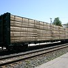 Arkansas Midland Railroad 73' Centerbeam Flat Car No. 2023