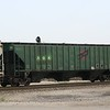 Arkansas-Oklahoma Railroad 3-Bay PS 4750 cu. ft. Covered Hopper No. 181393