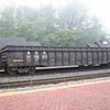 "Arkansas-Oklahoma Railroad 52'6"" 2494 cu. ft. Fishbelly Gondola No. 350502"