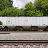Atlantic and Western Railway 3-Bay PS 4750 cu. ft. Covered Hopper No. 88213