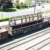 "Brandywine Valley Railroad 51'6"" 2000 cu. ft. Gondola No. 47065"