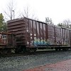"""Buffalo and Pittsburgh Railroad 50'7"""" PS 5148 cu. ft. Double Door Boxcar No. 16016"""