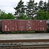 """Buffalo and Pittsburgh Railroad 50'7"""" PS 5148 cu. ft. Double Door Boxcar No. 16105"""