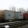 "CG Railway 50'3"" 5027 cu. ft. Refrigerated Boxcar No. 229"