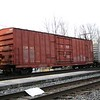 "CG Railway 52'6"" PC&F 5237 cu. ft. Refrigerated Boxcar No. 143"