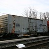 "CG Railway 50'3"" 5027 cu. ft. Refrigerated Boxcar No. 224"