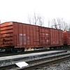 "CG Railway 52'6"" PC&F 5237 cu. ft. Refrigerated Boxcar No. 167"