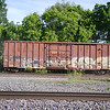 "Central Maine & Quebec Railway 50'6"" 5277 cu. ft. Single Plug Door Boxcar No. 77308"