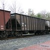 Chattahoochee Industrial Railroad 3-Bay 3418 cu. ft. Hopper No. 5200