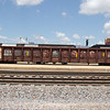 """Chicago South Shore and South Bend Railroad 52'6"""" 2244 cu. ft. Mill Gondola No. 43017"""
