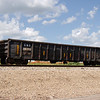 """Chicago South Shore and South Bend Railroad 52'6"""" Trinity 2743 cu. ft. Mill Gondola No. 30300"""