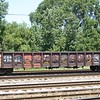 """Chicago South Shore and South Bend Railroad 52'6"""" 2244 cu. ft. Mill Gondola No. 43003"""