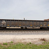 """Chicago South Shore and South Bend Railroad 52'6"""" Trinity 2743 cu. ft. Mill Gondola No. 30272"""