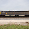 """Chicago South Shore and South Bend Railroad 52'6"""" Trinity 2743 cu. ft. Mill Gondola No. 30329"""