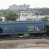 Coe Rail Incorporated 3-Bay ACF 4650 cu. ft. Centerflow Covered Hopper No. 527134
