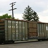 "Columbus and Greenville Railway 50'6"" FMC Single Door Boxcar No. 21074"