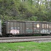 "East Erie Commercial Railroad 52'5"" Sieco 5450 cu. ft. Double Door Boxcar No. 1479"
