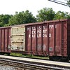 "East Erie Commercial Railroad 50'6"" PS 5347 cu. ft. Single Door Boxcar No. 2661"