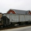 East Erie Commercial Railroad 3-Bay PS 4750 cu. ft. Covered Hopper No. 50267