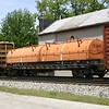 "Elgin, Joliet and Eastern Railway 48'6"" Thrall 1325 cu. ft. Coil Car No. 7442"