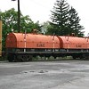 Elgin, Joliet and Eastern Railway 48' USRE 400 cu. ft. Coil Car No. 7067