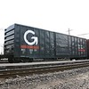 "Guilford Rail System 50'6"" FMC Single Door Boxcar No. 20009"