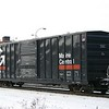 "Guilford Rail System 50'6"" FMC Single Door Boxcar No. 20015"
