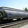 Iowa, Chicago & Eastern 3-Bay ACF 4600 cu. ft. Centerflow Covered Hopper No. 815274