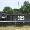 Laurinburg & Southern Railroad SW1500 No. 9528