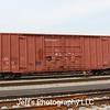 """Laurinburg and Southern Railroad 52'6"""" Gunderson 6505 cu. ft. Double Plug Door High Cube Boxcar No. 3513"""
