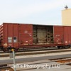 Laurinburg and Southern Railroad Double Door High Cube Boxcar No. 3519