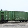"Minnesota, Dakota and Western Railway 50'6"" FMC 5277 cu. ft. Combination Door Boxcar No. 13054"