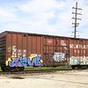 "Minnesota, Dakota and Western Railway 50'6"" Double Plug Door High Cube Boxcar No. 2411"