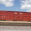 """Mississippi Tennessee Railroad LLC 60'9"""" Double Plug Door High Cube Boxcar No. 175050"""