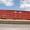 """Mississippi Tennessee Railroad LLC 60'9"""" Double Plug Door High Cube Boxcar No. 175046"""