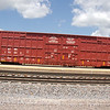 """Mississippi Tennessee Railroad LLC 60'9"""" Double Plug Door High Cube Boxcar No. 175053"""
